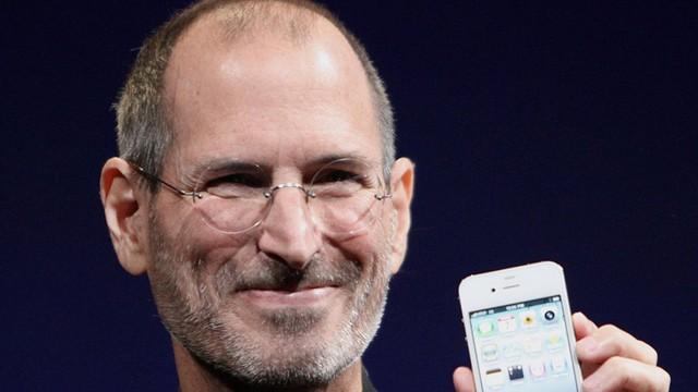 Steve Jobs là một người không bao giờ phàn nàn