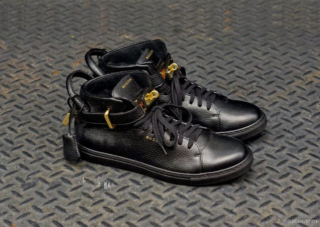 Buscemi 100MM high-top