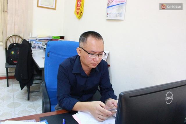Ông Nguyễn Thanh Bình - Trưởng phòng CTSV