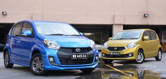 Malaysia tự sản xuất xe hơi đáp ứng nhu cầu trong nước và xuất khẩu.