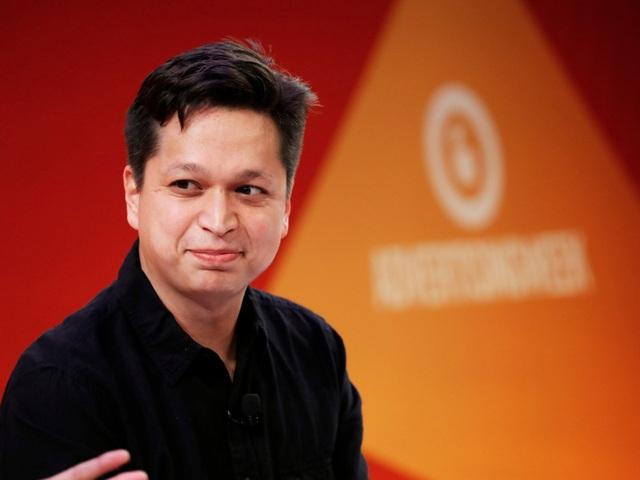 CEO Bin Silbermann của Pinterest.
