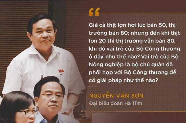 Những phát ngôn ấn tượng nhất trong phiên chất vấn đầu tiên của Bộ trưởng Nguyễn Xuân Cường - Ảnh 3.