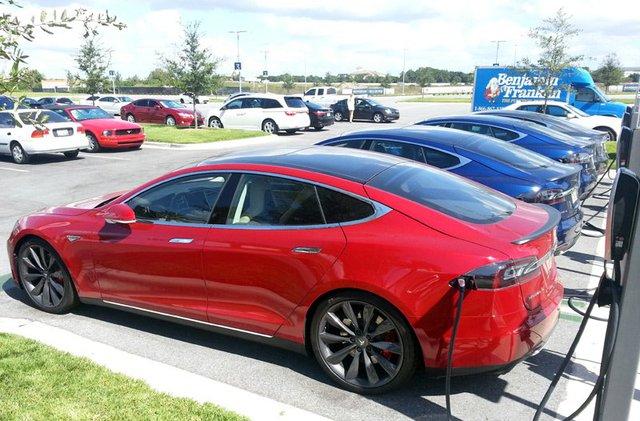 Phát triển ô tô điện là xu hướng tất yếu trong tương lai
