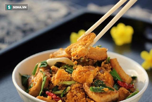 Món trứng cá nấu đậu phụ vừa nhiều dinh dưỡng lại thơm ngon