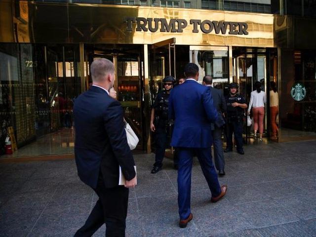 Lực lượng mật vụ bảo vệ Tổng thống Trump như thế nào? - Ảnh 3.