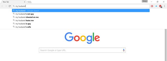 Google tiết lộ đời người khác cũng nhiều vấn đề như bạn thôi