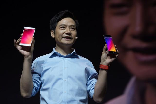 CEO Xiaomi Lôi Quân