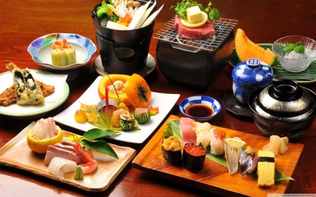 Cách ăn uống giữ sức khỏe để sống thọ như người Nhật - Ảnh 3.