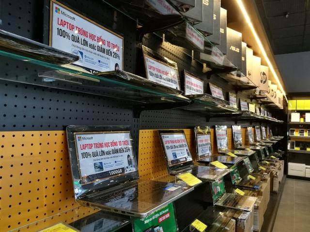 Bên trong cửa hàng mới toanh của Thế Giới Di Động: Đẹp, sang, ít nhân viên - Ảnh 6.