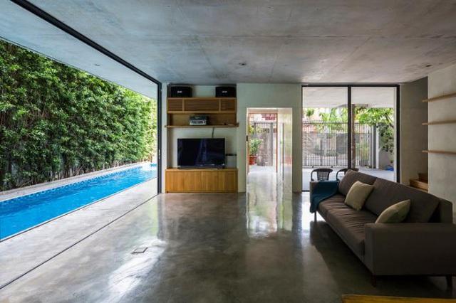 Báo Mỹ ngỡ ngàng với ngôi nhà tràn ngập cây xanh tuyệt đẹp giữa lòng Sài Gòn - ảnh 4