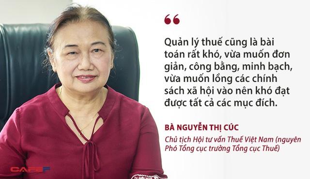 Chủ tịch Hội Tư vấn thuế Việt Nam: Yêu cầu chính sách thuế đơn giản thì chắc chắn sẽ không có bình đẳng - Ảnh 3.