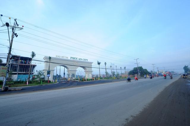 """Vì sao các """"đại gia"""" Vingroup, Vạn Thịnh Phát, Thaco Trường Hải liên tục đổ bộ vào bất động sản Long An? - Ảnh 3."""