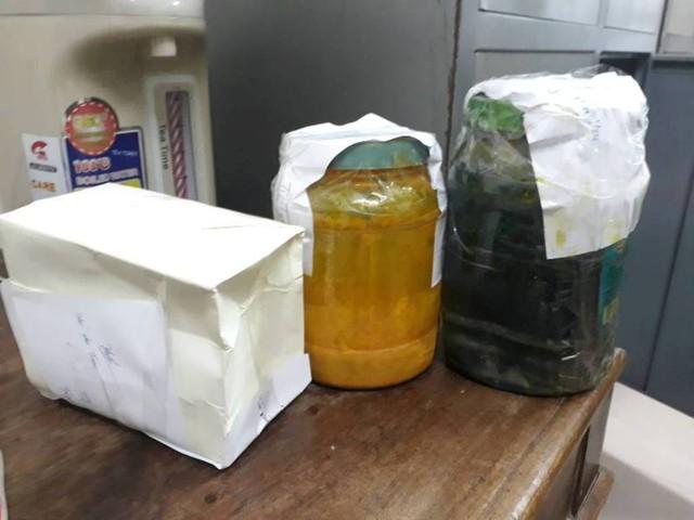 Nghệ An: Phát hiện 2 triệu lít xăng A92 pha với dung môi và bột tạo màu đã được bán ra thị trường - Ảnh 3.