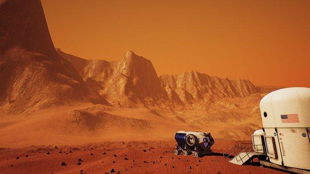 Sống trên Mặt trăng hay sao Hỏa tốt hơn? Khoa học đã có câu trả lời - Ảnh 1.