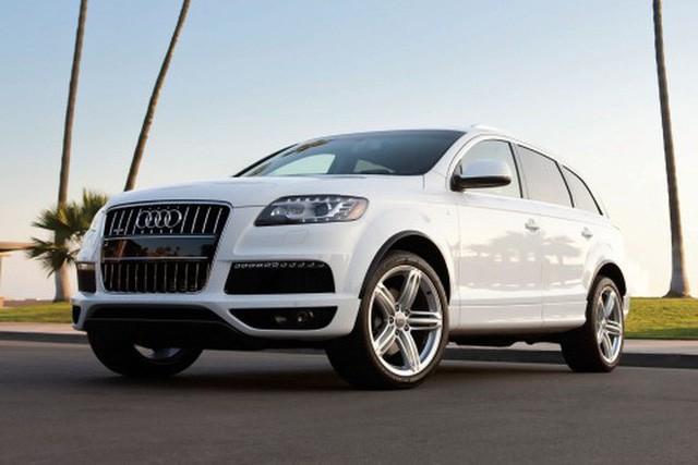 Hay Audi Q7.