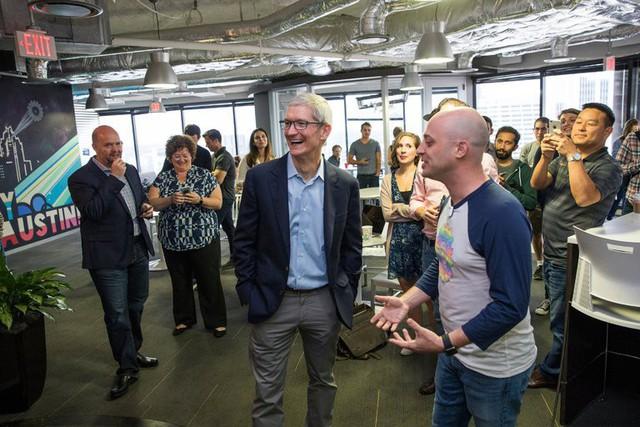 Vận hành bộ máy khổng lồ hơn 123.000 nhân viên nhưng Apple vẫn sáng tạo không ngừng, bí quyết nằm ở nét văn hóa này - Ảnh 2.