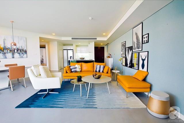 Không có sự cầu kỳ trong thiết kế nhưng sự cẩn thận và tỉ mẩn trong việc lựa chọn nội thất đã giúp cho góc nhỏ tiếp khách đẹp thân thiện và cũng rất đỗi bình dị.