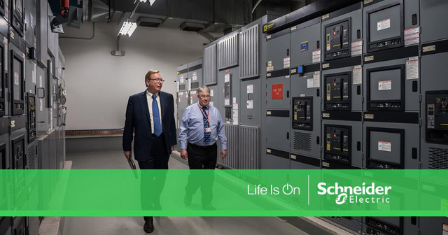 Các giải pháp mà Schneider Electric mang đến rất đa dạng và phù hợp với nhu cầu của thị trường sở tại.