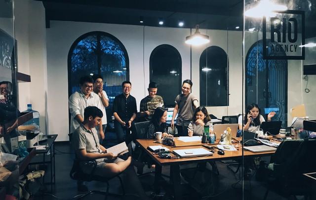 Startup thiết kế - sáng tạo RIO Creative