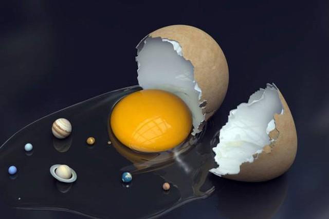 Ác mộng với mọi người nội trợ: Trứng vỡ