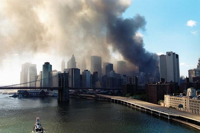 Thành phố New York, ngày 11 tháng 9 năm 2001.
