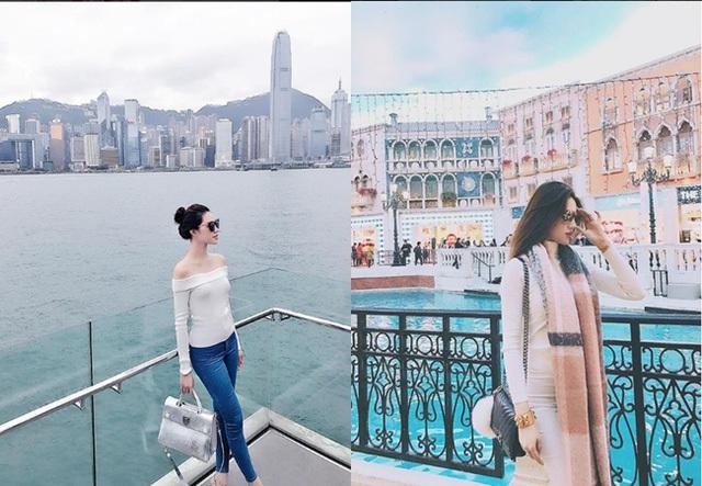 Cuộc sống ngập trong đồ hiệu, du lịch xa xỉ của Jolie Nguyễn - nàng hoa hậu trong hội con nhà giàu - Ảnh 21.
