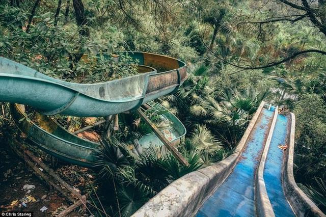 5 công trình bị bỏ hoang tại Việt Nam, muốn có những bức ảnh kì bí hết cả hồn thì nhất định phải đến! - Ảnh 23.