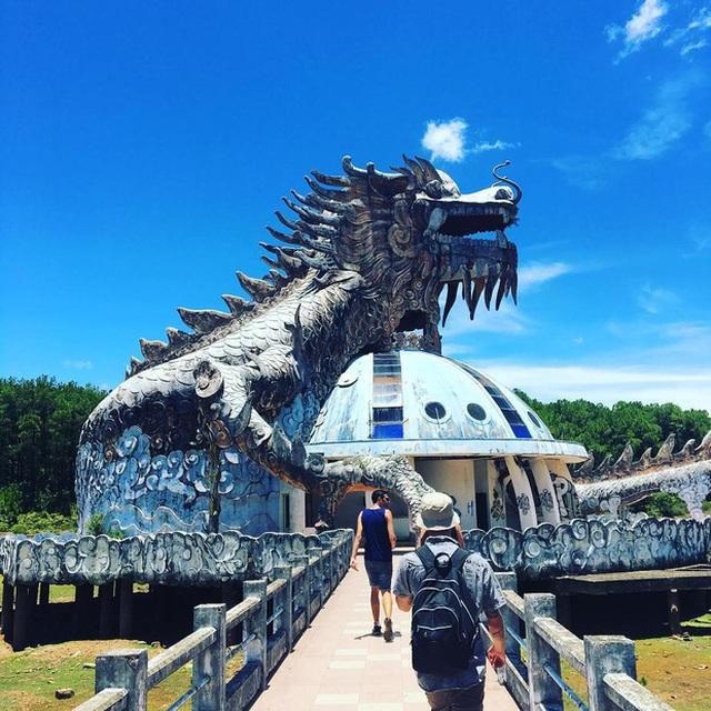 5 công trình bị bỏ hoang tại Việt Nam, muốn có những bức ảnh kì bí hết cả hồn thì nhất định phải đến! - Ảnh 25.