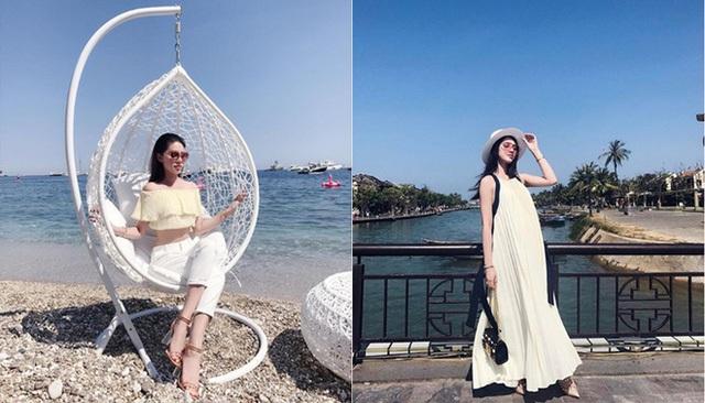 Cuộc sống ngập trong đồ hiệu, du lịch xa xỉ của Jolie Nguyễn - nàng hoa hậu trong hội con nhà giàu - Ảnh 30.