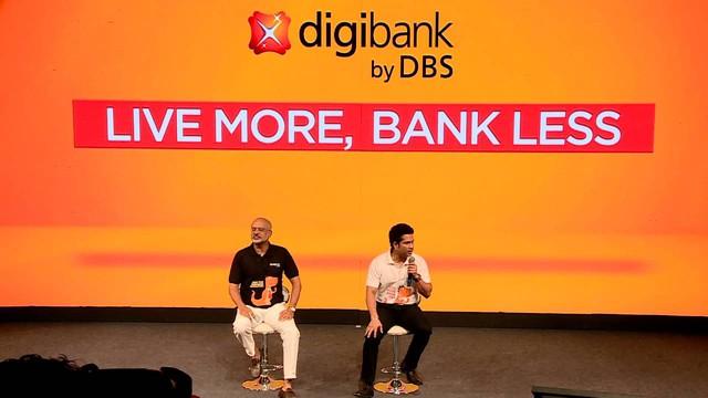 DBS Bank trở thành ngân hàng số tốt nhất thế giới nhờ... biến mất - Ảnh 3.