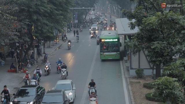 Loại hình xe buýt BRT đưa vào sử dụng được khá nhiều người ưa thích