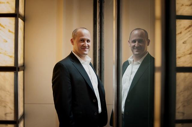 Giám đốc Hoạt động (COO) của JPMorgan Chase, Matt Zames.