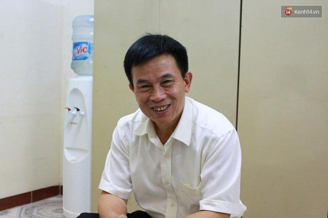 TS. Nguyễn Văn Vệ - Trưởng phòng ĐT