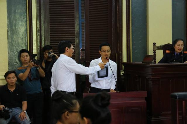 Ông Cao Toàn Mỹ tại tòa