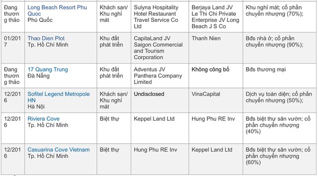 Vốn ngoại tỷ đô tiếp tục rót vào thị trường địa ốc Việt - Ảnh 4.