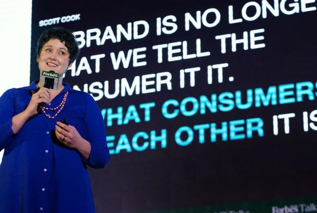 Amy Kunrojpanya, Giám đốc Chính sách và Truyền thông, Uber Châu Á – Thái Bình Dương - Ảnh: DN.