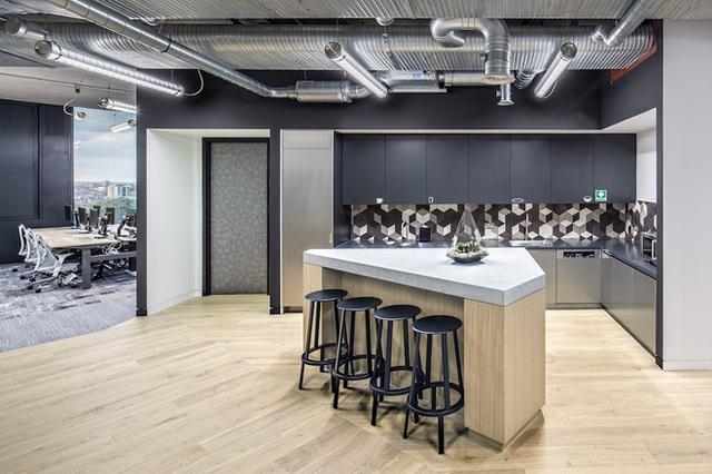 Văn phòng mới siêu đẹp của Adobe sẽ khiến KH muốn được làm việc ở đấy dù chỉ 1 lần - Ảnh 4.