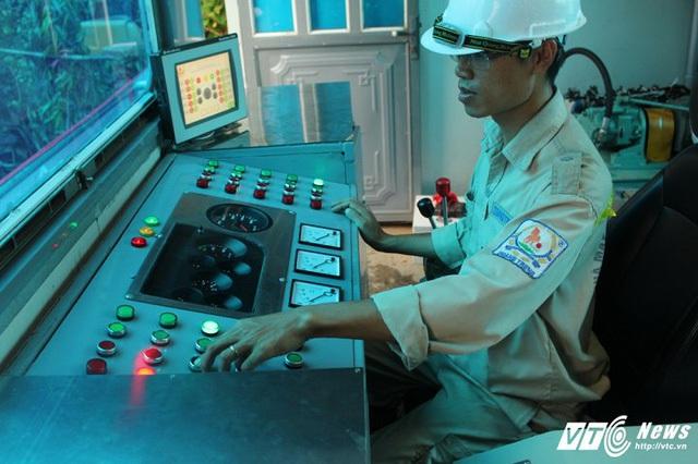 [Ảnh]: Tận mắt thấy siêu máy bơm chống ngập thần tốc ở Sài Gòn - Ảnh 4.