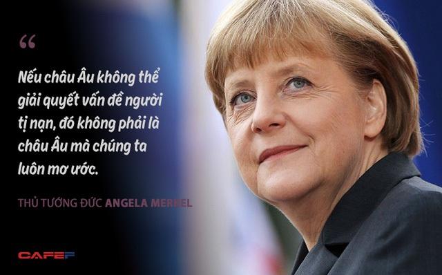 Angela Merkel - Bông hồng có gai chèo lái nền kinh tế hùng mạnh nhất châu Âu suốt 12 năm ròng - Ảnh 4.
