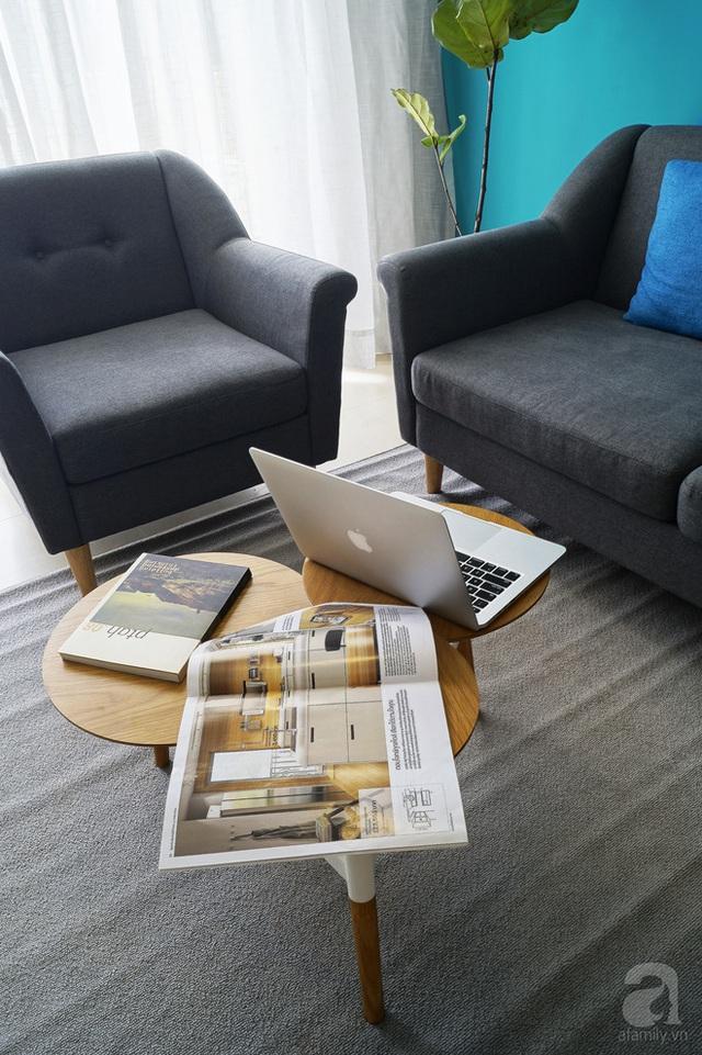 Nội thất trong nhà được đặt đóng riêng, phù hợp với diện tích mà chất lượng.