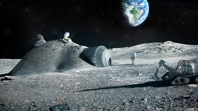 Sống trên Mặt trăng hay sao Hỏa tốt hơn? Khoa học đã có câu trả lời - Ảnh 2.