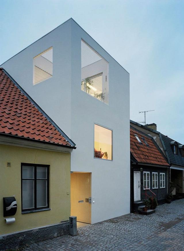 Ngôi nhà đẹp như tranh với lối thiết kế đơn giản tinh tế dưới đây sẽ khiến bạn yêu ngay từ ánh nhìn đầu tiên - Ảnh 4.