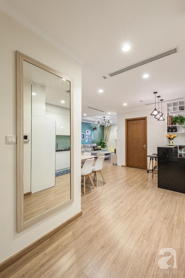 Không gian mơ ước trong căn hộ 143m² có chi phí 310 triệu đồng của gia đình 7 người ở Hà Nội - Ảnh 4.