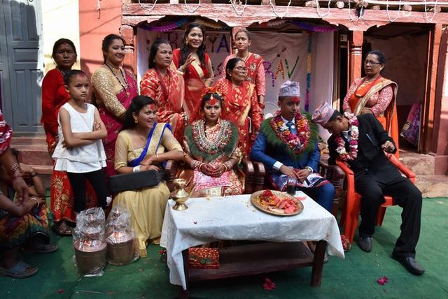 Dự đám cưới Nepal ở Bandipur