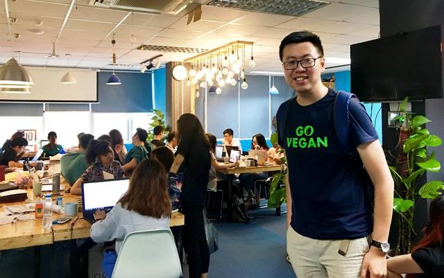 Chân dung CEO Tùng Juno của startup RIO Creative