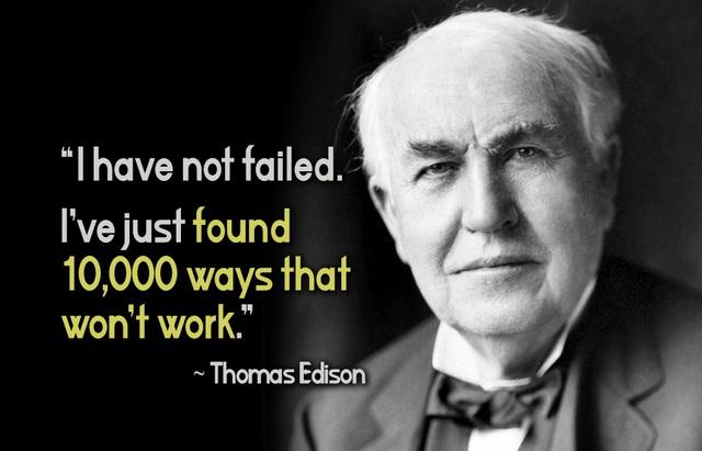 Bạn thấy mình tầm thường, kém cỏi và mãi chưa thành công? Lý do là vì thất bại chưa đủ mà thôi - Ảnh 3.