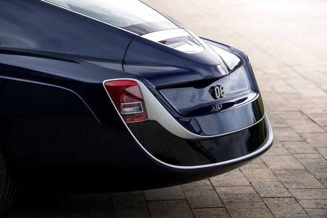 Chiếc xe Rolls-Royce Sweptail đắt giá nhất lịch sử nhân loại được làm cho một nhà sưu tầm bí ẩn có gì đặc biệt? - Ảnh 5.