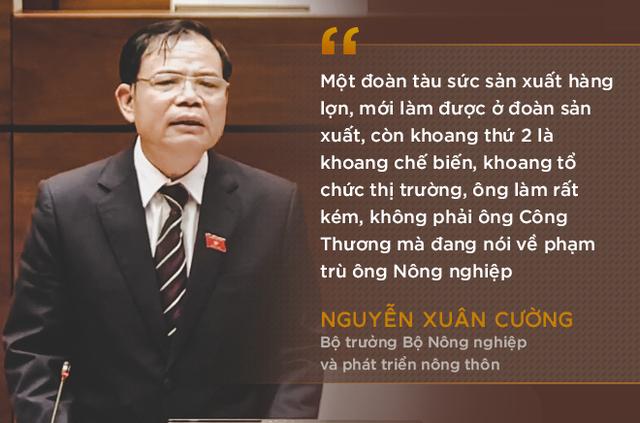 Những phát ngôn ấn tượng nhất trong phiên chất vấn đầu tiên của Bộ trưởng Nguyễn Xuân Cường - Ảnh 5.