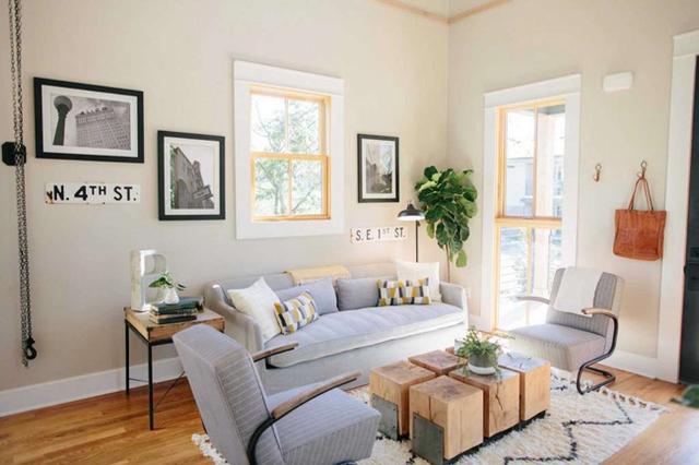 Căn nhà bỏ hoang chẳng ai muốn mua, cải tạo lại đẹp như biệt thự giá bán tăng gấp 34 lần - Ảnh 4.