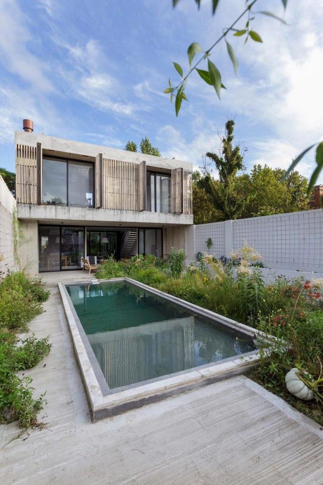 Thiết kế ấn tượng các khu vườn trên mái tạo nên kiến trúc của ngôi nhà rất độc đáo - Ảnh 5.